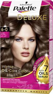 Palette Deluxe Dark Blond 6 0 1pc