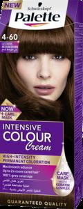 Palette Intensive Color Cream 4 60 Lustrous Medium Brown 50ml
