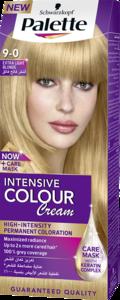 Palette Intensive Color Cream 9 0 Extra Light Blonde 1pc