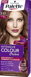 Palette Permanent Hair Dye Dark Brown 1pc
