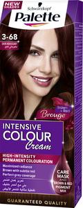 Palette Permanent Hair Dye Dark Red 1pc