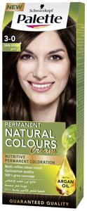 Palette Permanent Natural Colours Cream 3.0 Dark Brown 1pc