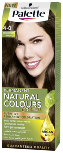 Palette Permanent Natural Colours Cream 4.0 Medium Brown 1pc