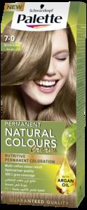 Palette Permanent Natural Colours Cream 7.0 Medium Blonde 1pc