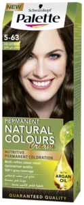 Palette Permanent Natural Colours Cream 5.63 Cool Light Brown 1pc