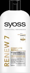 Syoss Conditioner Renew 7 500ml