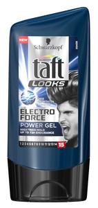 Taft Gel Electric Force 150ml