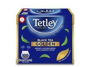 Tetley Ds Light Tea 100s x 2gm