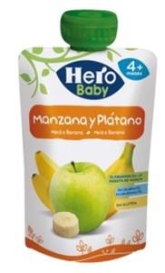 Hero Baby Apple Banana Pouch 100gm