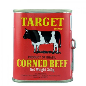 Targeter Corned Beef 340 gm