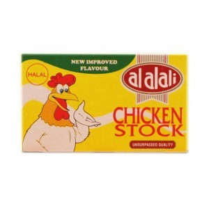 Al Alali Chicken Stock 22g