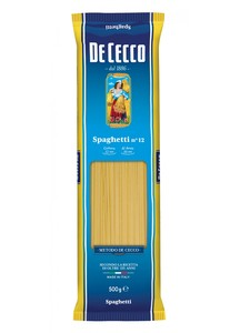 De Cecco Spaghetti 12