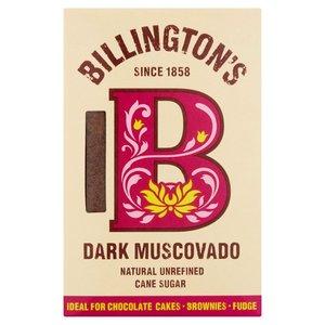 Billington Dark Muscovado 500g