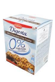 Cuetara Digesta Mini Chocolate Chips Cookies 120gm
