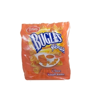 Tiffany Bugles Cheese 22x13g