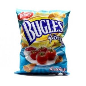 Tiffany Bugles Ketchup 22x13g