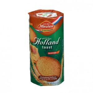 Van Der Meulen Toast Whole Wheat Roll 125g