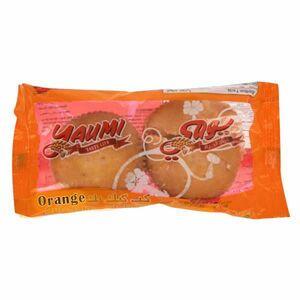 Yaumi Cup Cake Orange 65g