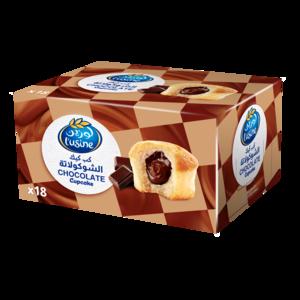 Lusine Chocolate Cupcake 540g
