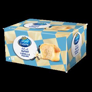 Lusine Vanilla Cupcake 540g