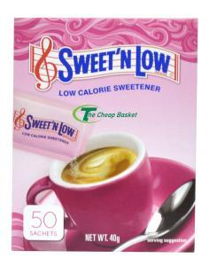 Sweet N Low-Calorie Sweetener 40g