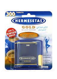 Hermasetas Gold 300 t