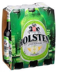 Holsten Namb Apple Bottle 6x330ml