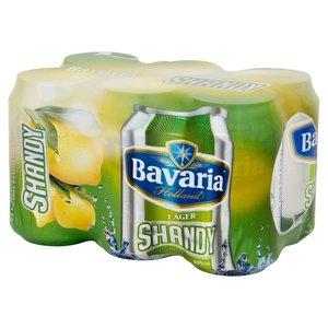 Bavaria N/A Lemon Beer 6x330ml