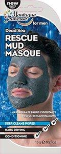 Montagne Jeunesse Men's Dead Sea Mud Reviving Masque 25g