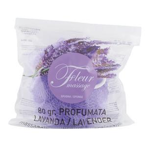 Zeca Net Bath Sponge Lavender 1pc