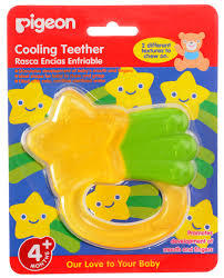 Pegion New Cooling Teether Str 1pcs