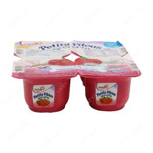 Yoplait Petits Filous Strawberry 4x50g