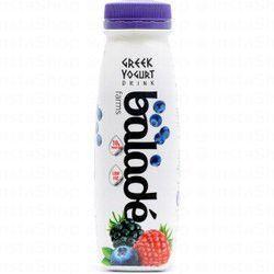 Balade Greek Yogurt Drink Mixed Berry 225ml