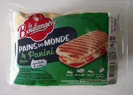 La Boulangere Pain Panini 300g