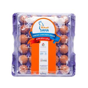 Saha Dubai Eggs M Brown 30s