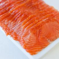 Salmon Sliced Smoked 100g
