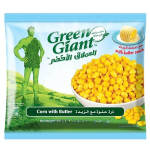 Green Giant Frozen Corn With Butter 400g