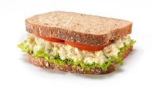 Egg Mayonnaise Sandwich 1pcs