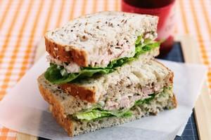 Tuna Mayonaise Sandwich 1pcs