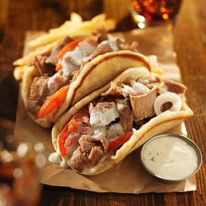 Mb Sandwich Hi Wrap Shish Tawouk Arabic 1pcs