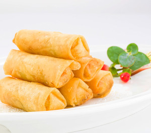 Spring Roll Vegetable Pc 1pcs