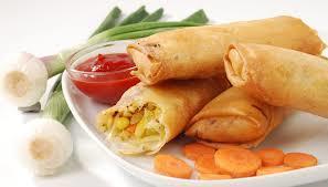 Spring Roll Chicken Pc 1pcs