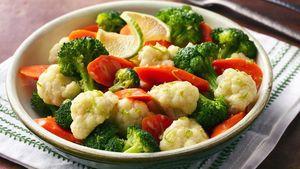 Steammed Vegetable 1pcs