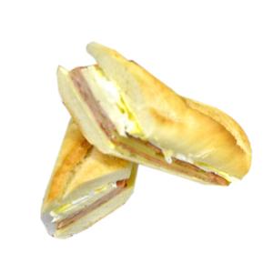 Demi Baquette Cheese 1pc
