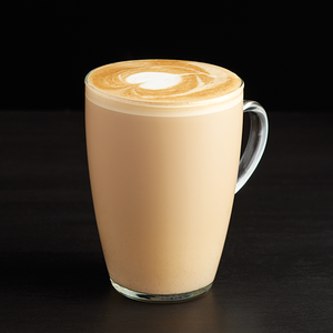 Tall Caramel Caffe Latte Xtra Shot 12oz