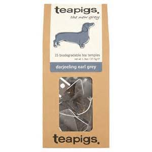 Darjeeling Earl Grey  Teapigs 15s