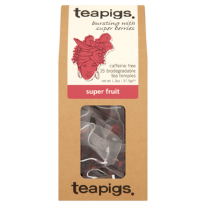 Teapigs Super Fruit 15s