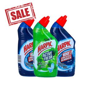 Harpic Liquid Mount Pine 3x500ml
