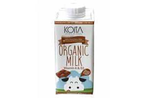 Koita Organic Chocolate Low Fat Milk 200ml