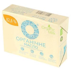 Organic Milk Unsalted Butter 200g